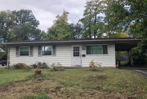 Great Start Home Or Investment With Central Location At 319 Bryant St., Columbia, MO