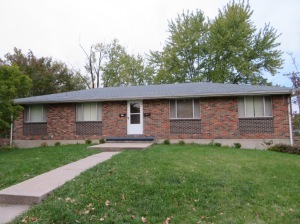 Ranch Style Duplex With Great Location At 1970 Jackson St., Columbia, MO