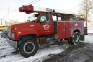 Boom Truck, Suburban, Electrical Supplies & Office Equipment