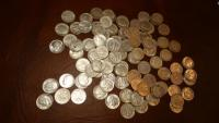 100 +/- Roosevelt silver dimes