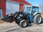 Two-owner 1990? Ford 7710 Series 2 diesel tractor