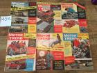 Complete Set of Motor Trend Magazines for 1958