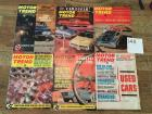 Complete Set of Motor Trend Magazines for 1965