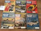 Complete Set of Motor Trend Magazines for 1969