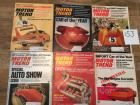Complete Set of Motor Trend Magazines for 1970