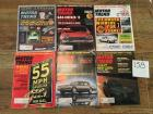 Complete Set of Motor Trend Magazines for 1975