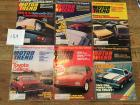 Complete Set of Motor Trend Magazines for 1976