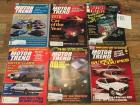 Complete Set of Motor Trend Magazines for 1978