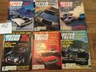 Complete Set of Motor Trend Magazines for 1979