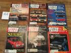 Complete Set of Motor Trend Magazines for 1981