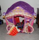 Collapsible Cinderella playhut