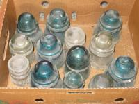 Glass insulators
