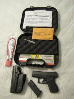 Glock G42 with box