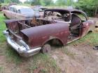 1957 Chevrolet 2-door hard top, parts car