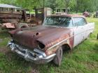 1957 Chevrolet 4-door BelAir hard top, parts car