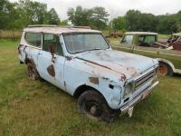 International Scout II, parts vehicle