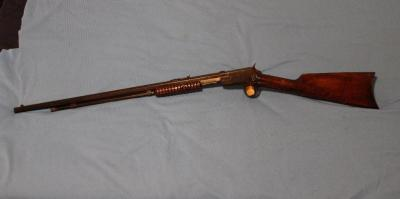 Winchester Model 1890, .22 Caliber Pump Action