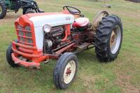 Ford 600 tractor