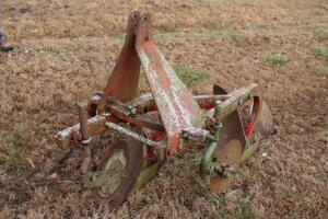 "Dearborn 3-point hitch 14"" plow, 2-bottom"
