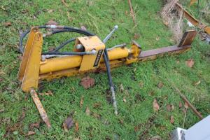 Danuser 3-point hitch log splitter