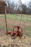 Ford 3-point hitch 7' sickle bar mower