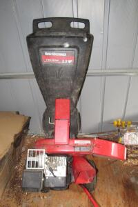 MTD Yard Machine 5.5 hp wood chipper