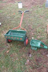 Scotts lawn spreader, Model 35-3