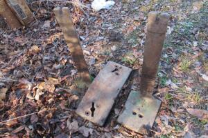 3 front end tractor weights