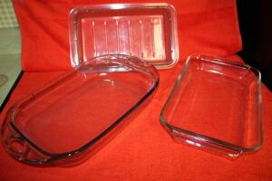 Anchor Hocking and other casserole dishes