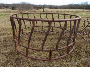 Heavy Duty Metal Bale Ring