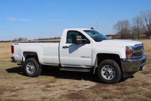 2017 Chevrolet Silverado 3500 HD One Owner Pickup Truck