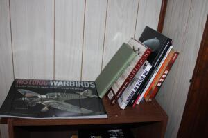 World War ll and military books