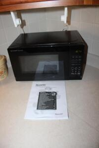 Sharp 700 watt microwave