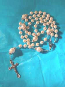 Pearly Delight Rosary