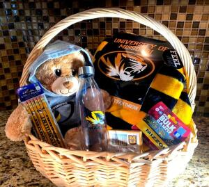 Mini Mizzou Fan Swag
