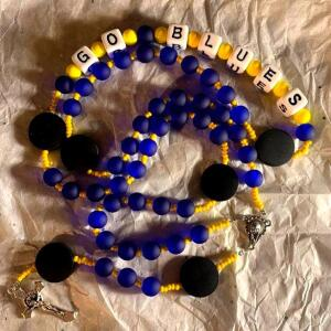 St. Louis Blues Rosary