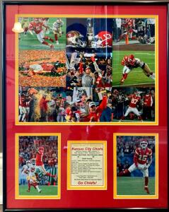KC Chiefs Super Bowl Champions Print