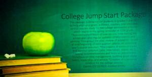 College Jump Start Package