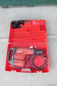 Hilti electric rotary hammer