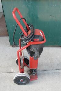 Hilti electric jackhammer