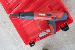 Hilti powder-actuated tool