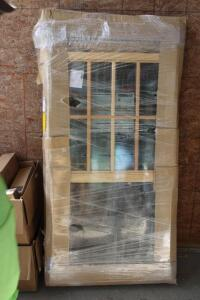 Quaker Brighton Double Hung Window