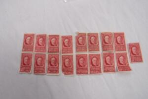 United States Internal Revenue Documentary stamps