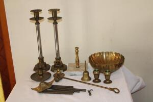 Brass collectibles