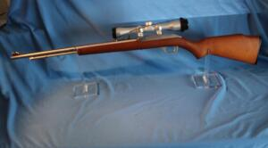 Marlin Model 60 stainless 22 caliber long rifle