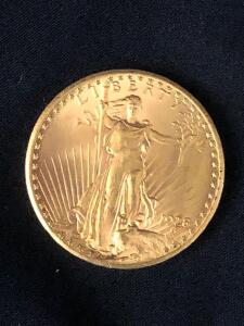 1928 Double Gold Eagle