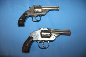 Iver Johnson and H&A 5-shot revolvers