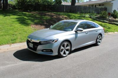 2018 Honda Accord Low-Mileage, One-Owner