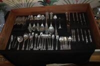 "Reed & Barton ""Francis I"" sterling flatware"