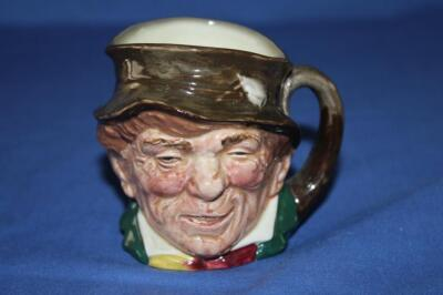 "Royal Doulton Toby mug ""Paddy"""